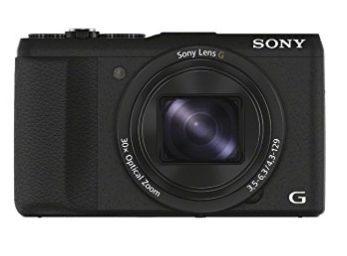Sony DSC-HX60V - mejores camaras compactas con gran zoom