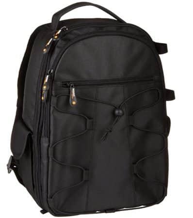 amazonbasics - mochila para cámara réflex