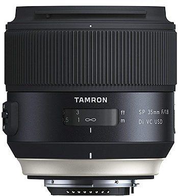 Objetivo para retrato Tamron