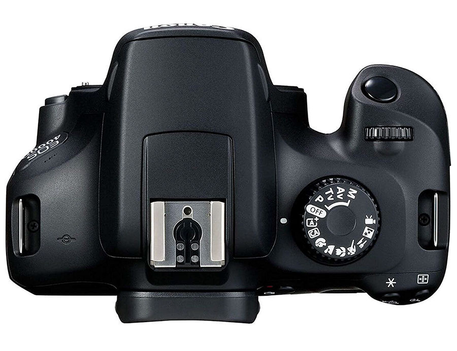 camara reflex canon eos 4000d