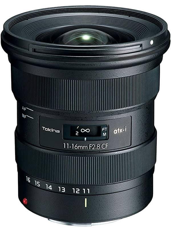 lente angular para Canon - Tokina ATX-i 11-16mm f/2.8