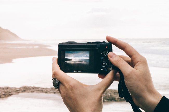 camara de foto digital
